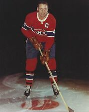 JEAN BELIVEAU 8X10 PHOTO MONTREAL CANADIENS NHL PICTURE COLOR