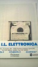 MANUALE IN ITALIANO istruzioni d'uso CD  per ICOM IC-E92D