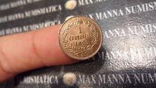 UMBERTO I REGNO D'ITALIA 1 CENTESIMO CENT 1895  ITALY