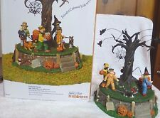 Dept 56 Snow Village Halloween Costume Parade – 55201 – As Is