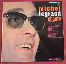 MICHEL LEGRAND    LP ORIG FR  CHANTE