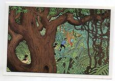 Carte postale Hergé. Moulinsart réf. 019.Trésor de Rackham le Rouge. Etat neuf