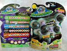 NEW 10 Pack CRASHLINGS MONSTERS Series 1 Jumbo Popping Space Mutant Ball Toys!