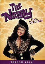 THE NANNY: SEASON FIVE (NEW DVD)
