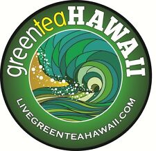 Green Tea Hawaii (60 Count box - Variety) Energy, Weight Loss,  North Shore Diet