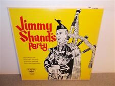 * Jimmy Shand . Party . Capitol T-6000 Series . Pipes . LP