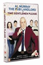 Al Murray Time Gentlemen Please DVD Stand Up Comedy Sealed Original UK Release
