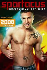 Spartacus: International Gay Guide 2008, Bruno Gmunder, Good, Paperback