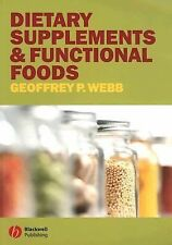 Dietary Supplements and Functional Foods-ExLibrary