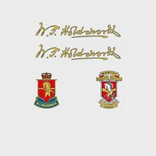 Holdsworth Bicycle Decals, Transfers, Stickers n.1