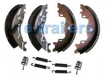 TRAILER BRAKE SHOES 160x35 MK3 KNOTT TYPE AUTO REVERSE FITS IFOR WILLIAMS
