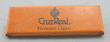 Cruz Real Premium Cigars Mini Cigar Box 3 Ministro San Andreas Mexico
