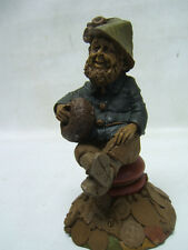 "Tom Clark 1985 Collection ""Duncan"" Hand Cast/ Cairn #3077 Ink Signed COA EUC"