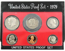 1979 S US Mint Proof Coin Set