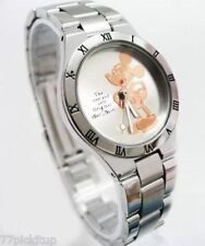 lady girl women cartoon Disney Mickey Mouse Quartz Wrist Watch=FREE BATTERY****
