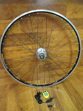 CYCLEOPS POWER TAP MAVIC OPEN PRO 32H 8 9 10 SPEED SHIMANO CLINCHER WHEEL & HEAD