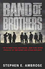 Band of Brothers by Stephen E. Ambrose (Paperback, 2001) New Book