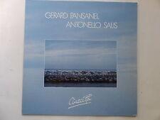 GERARD PANSANEL  ANTONELLO SALIS  Cinecitta  BLC 002