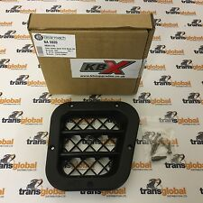 Land Rover Defender KBX Sport RHS Side Air Intake Vent in Satin Black Standard