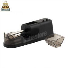 New Electric Automatic Injector Maker Cigarette Rolling Machine Tobacco Roller#A