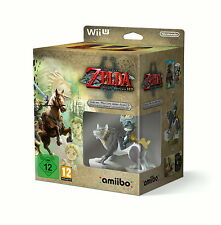 The Legend Of Zelda: Twilight Princess HD Limited Edition Nintendo Wii U amiibo