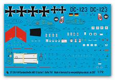 Peddinghaus  1/72 1396 F-84F Bundesluftwaffe JABO 33 Büchel 1. Staffel 1961