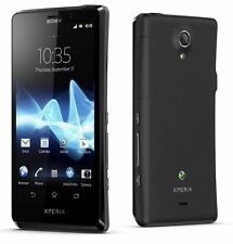 New Sony XPERIA T LT30a DualCore 13MP 4G LTE (FACTORY UNLOCKED) 16GB Black Phone