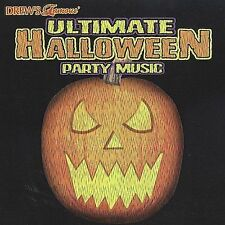 Drew's Famous Ultimate Halloween Party Music by Drew's Famous (CD, Jul-2002, Tur