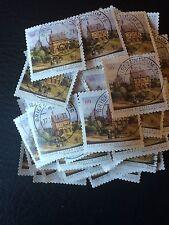 """100 Stck. SM """"1250 Jahre Kloster Lorch"""", Mi.-Nr. 3055 gestempelt"""
