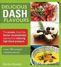 Delicious DASH Flavours: The proven, drug free, doctor recommended app-ExLibrary