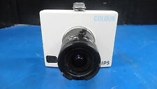 PHILIPS COLOUR Surveillance Camera Model: LDH0360/60 11-36V 60 Hz 8W