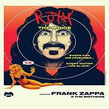 Frank Zappa and the Mothers of Invention: Roxy the Movie (DVD, 2015, CD/DVD)
