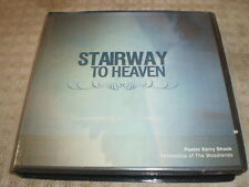 Stairway To Heaven Pastor Kerry Shook 3 DVD set Life After Death Are Angels Real