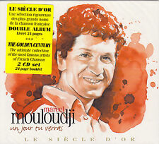 Un Jour Tu Verras by Marcel Mouloudji (2 CDs, LeChant du Monde) French Chanson