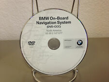 2009.1 Genuine BMW Navigation Disc DVD P/N 65 90 2 147 677--FAST FREE SHIPPING!