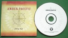 Amber Pacific Fading Days inc Letters of Regret + CD