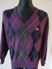 CHEMISE LACOSTE Men VINTAGE Jumper Sweater Size 5