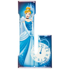 "CINDERELLA  Disney Princess 10""  Metal Letter ""L""  Sign Baby Nursery Wall Decor"