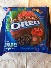 OREO Chocolate Strawberry Limited Edition Winter '17 10.7oz New Flavor