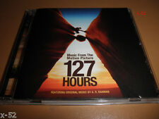 James Franco 127 HOURS soundtrack CD ar RAHMAN esther phillips SIGUR ROS withers
