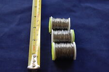 3x Large Spool Lead Wire 0,56mmthick, FLY TYING, FLY FISHING, Fly Dressing