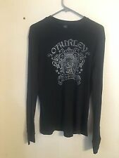 Men's HURLEY Long Sleeve Shirt (Size: L)