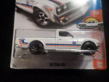 HW HOT WHEELS 2017 HW HOT TRUCKS #7/10 DATSUN 629 HOTWHEELS WHITE VHTF