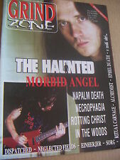 GRIND ZONE N 6/2000 - COVER THE HAUNTED