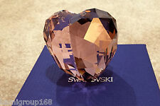 NIB Swarovski Love Heart Kakadu Red Large Crystal Figurine 5069537 MSRP $175