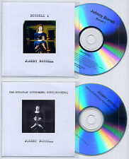 JOHNNY BORRELL Borrell 1 UK numbered promo test CD + 2 bonus CDs Razorlight