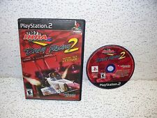 IHRA Motorsports Drag Racing PS2 Sony PlayStation 2 Video Game