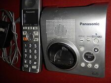 PANASONIC KX-TG1031S Cordless Answering System 6.0 - Complete