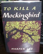 Harper Lee To Kill A Mockingbird 1960 HC DJ 1st edition 7th printing with photo