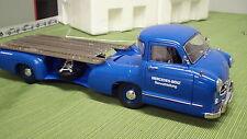 CMC 1/18 scale Diecast M-036 Mercedes Benz 1954 Renntransporter w/box +++